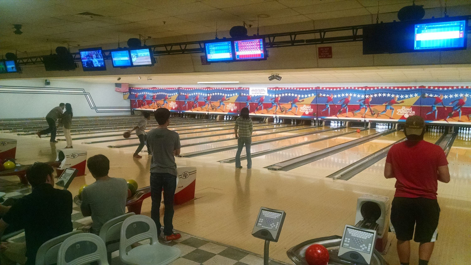 People, Person, Bowling