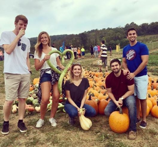 Pumpkin, Squash, Vegetable, People, Person, Countryside, Harvest, Shorts
