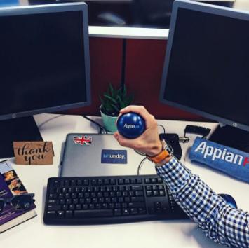 Instagram: Life at Appian