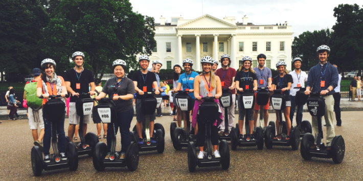 Segway, Transportation, Vehicle, People, Person
