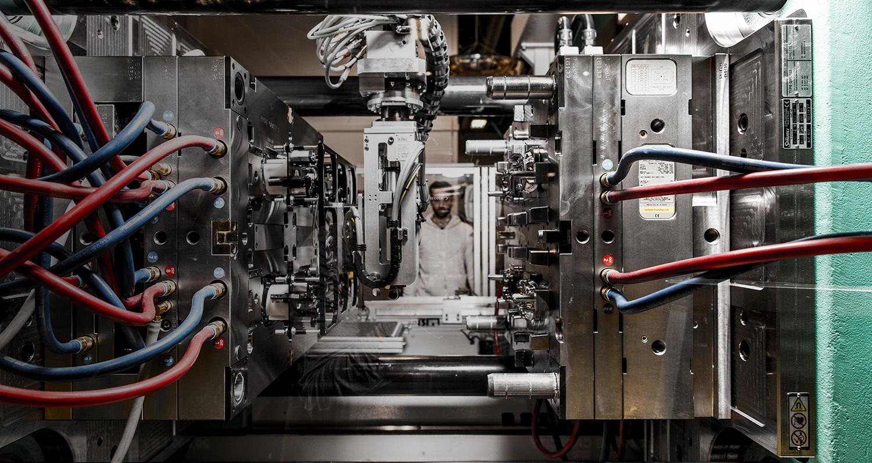 People, Person, Engine, Machine, Motor, Generator, Building, Factory
